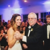 Carly and Barry's father daughter dance at Carly's wedding