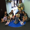 Photo of children in a PACT program therapy session