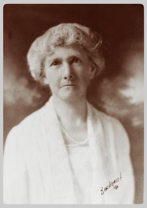 Mary A. Rackham