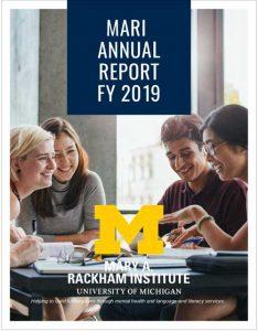 MARI 2019 Annual Report