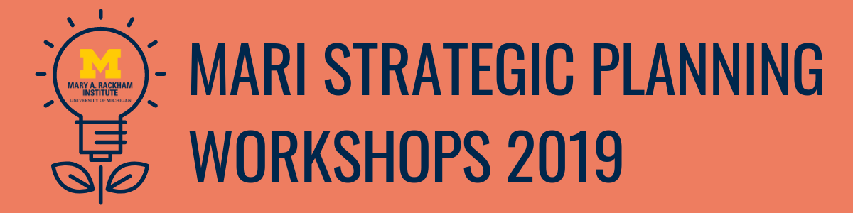 MARI Strategic Planning Workshop Header Images