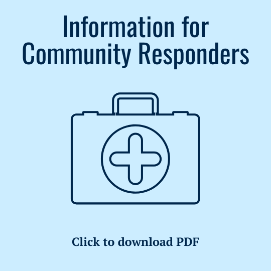 Information about aphasia for community responders PDF