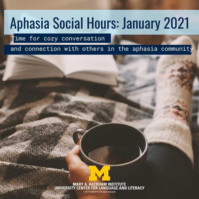 UMAP Aphasia Social Hour Jan 2021