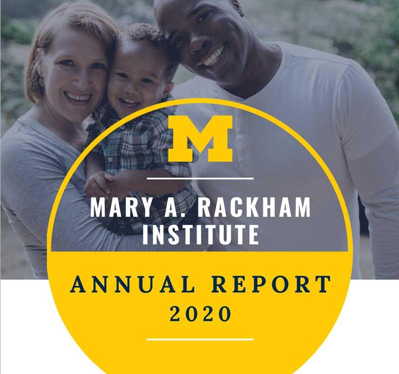 Cover of MARI Annual Report 2020