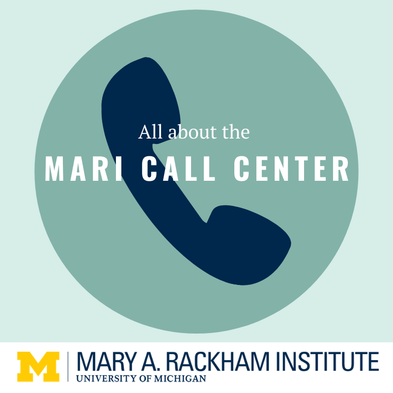 MARI Call Center Graphic