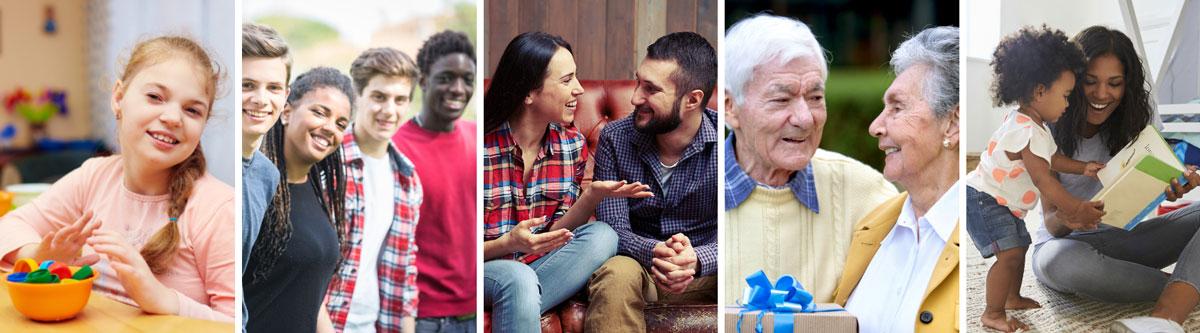 MARI: Mental health, language and literacy services