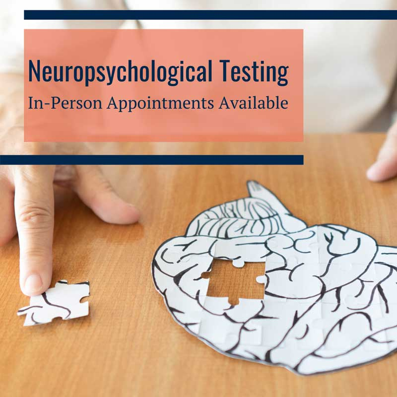 Neuropsychological Testing at MARI Resumes