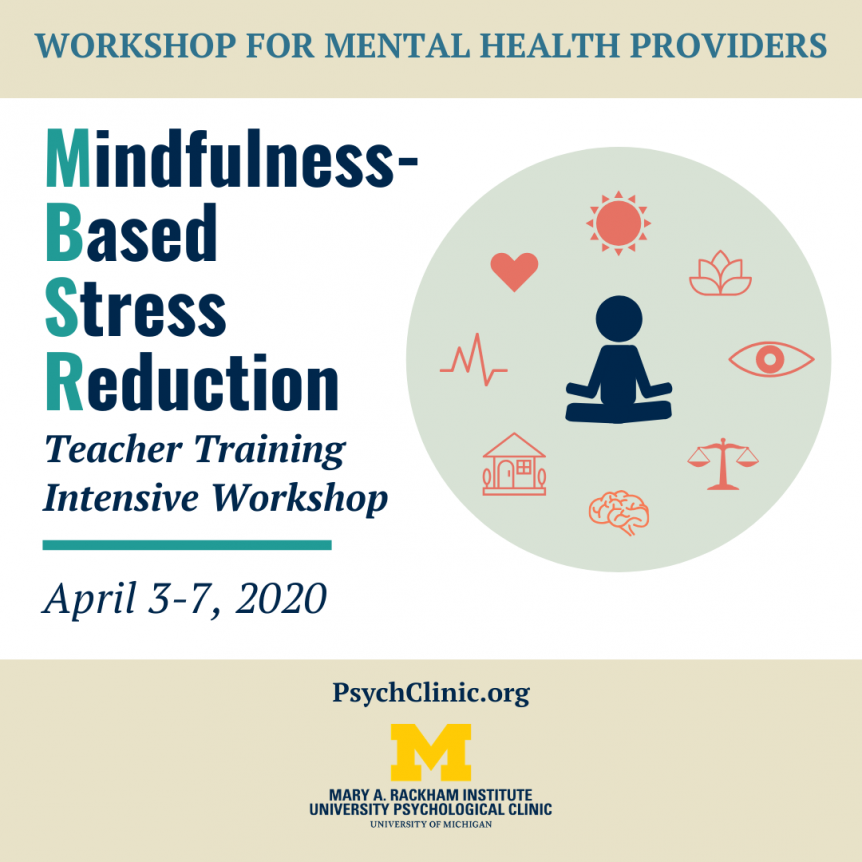 Mindfulness-Based Stress Reduction Teacher Training