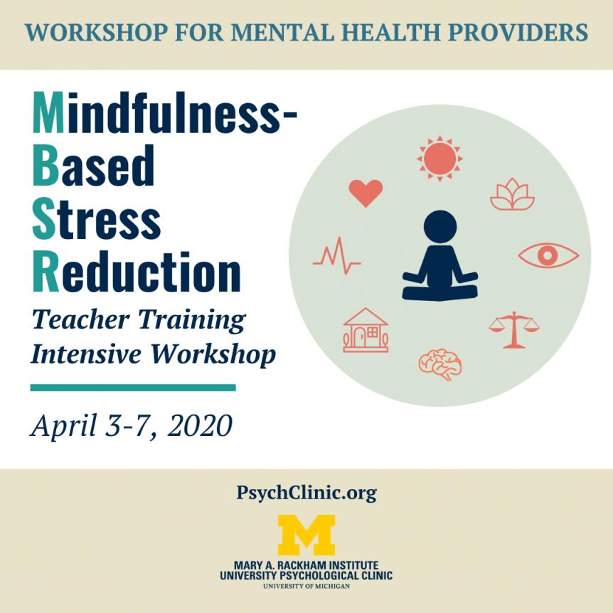 Mindfulness-Based Stress Reduction Teacher Training