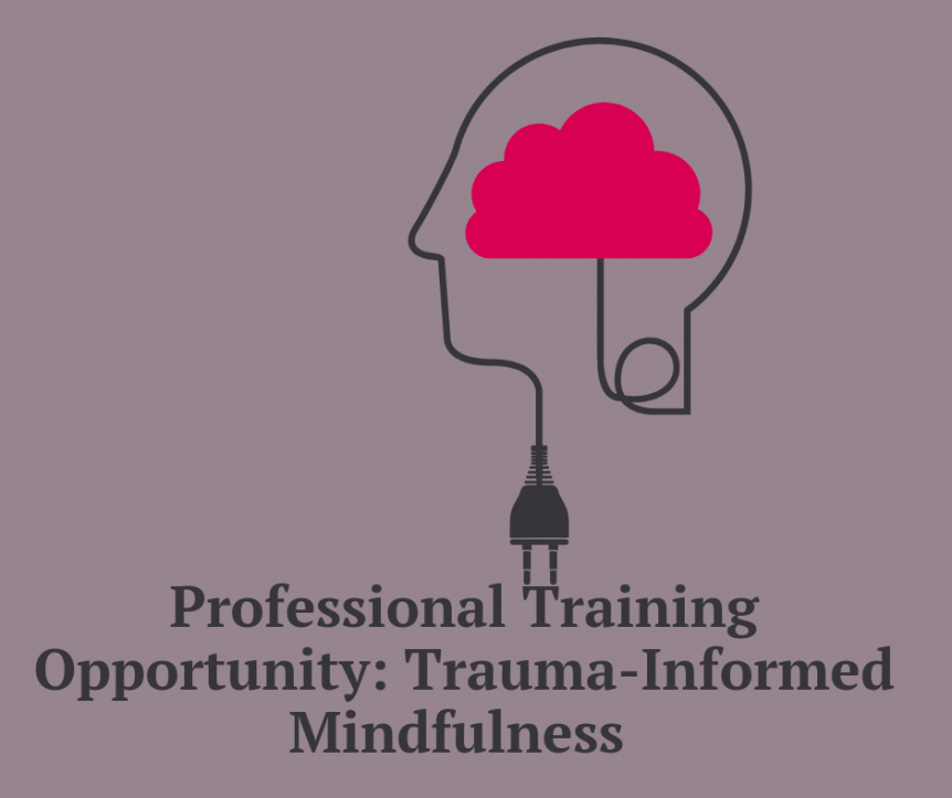 Training Opportunity for Trauma Informed Mindfulness