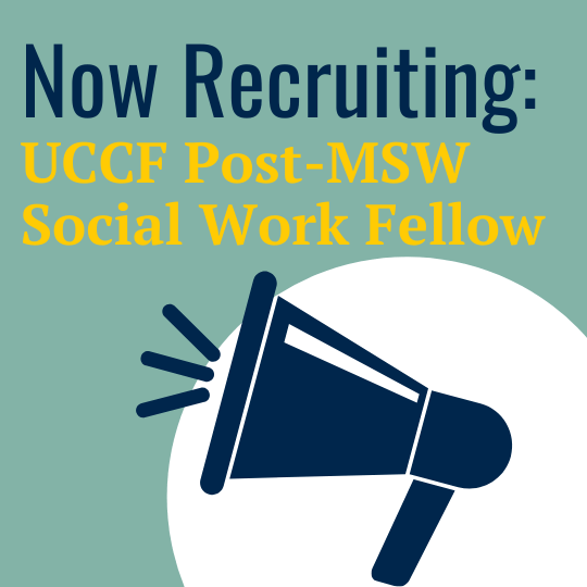 Recruiting for Post-MSW Fellows 2021
