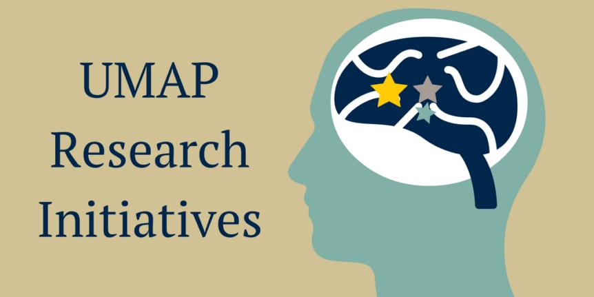 UMAP research graphic - aphasia treatment tDCS