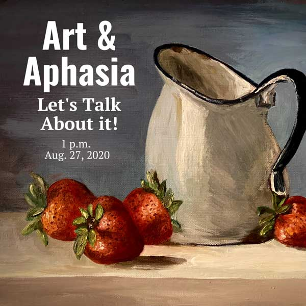 Art and Aphasia Discussion