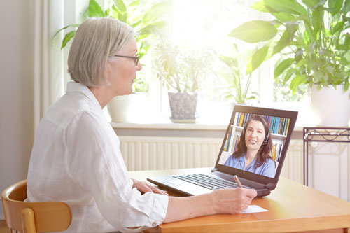 teletherapy for aphasia image